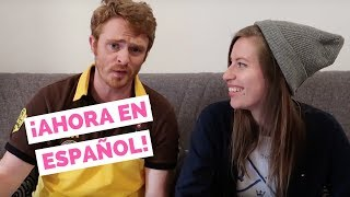 Our NEW Spanish YouTube Travel Channel!!! (Guía de Viajes con Samuel y Audrey)