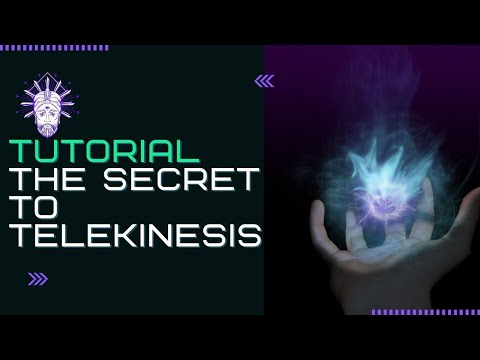 Secret To Telekinesis