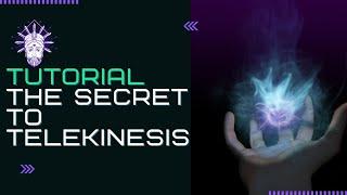 The Secret to Telekinesis - telekinesis for beginners – lear…