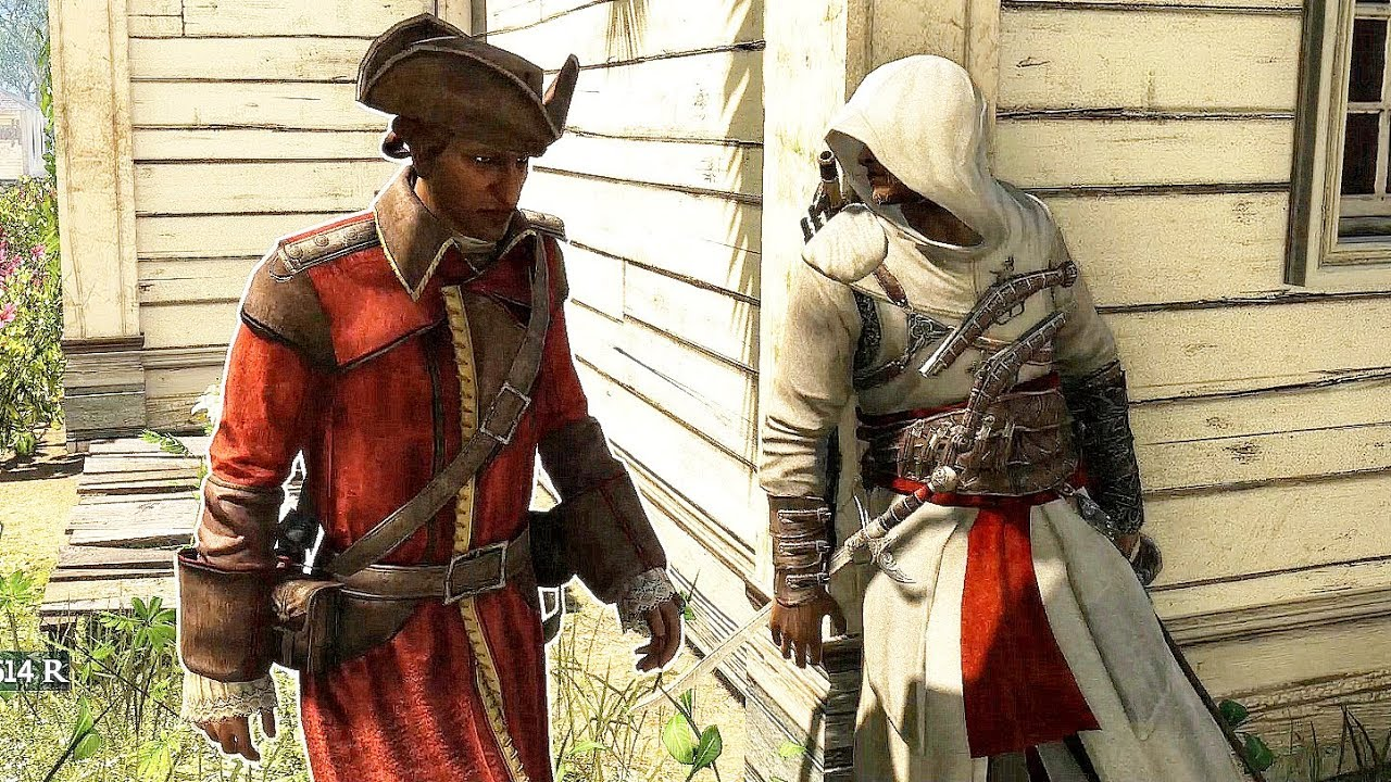 Assassin S Creed 4 Black Flag Altair S Outfit Free Roam Rampage