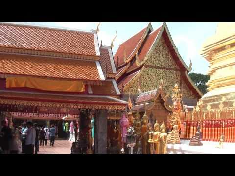 Temple Chiang Mai | Northern Thailand Tour