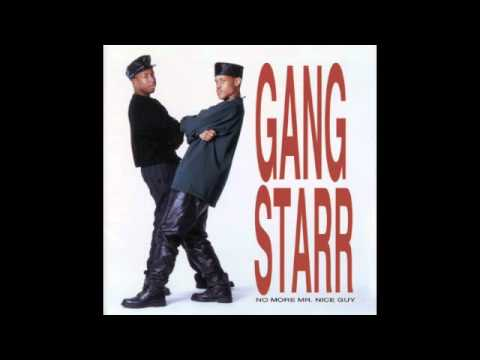 Клип Gang Starr - No More Mr. Nice Guy