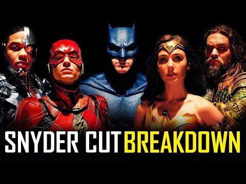 Justice League: Snyder Cut Breakdown | FULL PLOT, CHANGES, DELETED SCENES & ENDING EXPLAINED