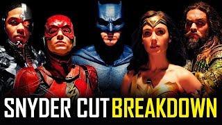 Justice League: Snyder Cut Breakdown | FULL PLOT, CHANGES, DELETED SCENES & ENDING EXPLAINED