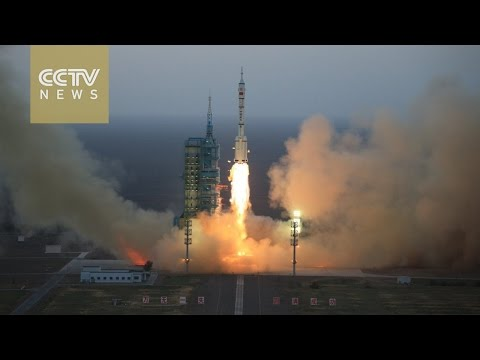 Timeline of China's space program