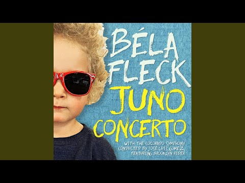 Fleck: Juno Concerto: Movement I