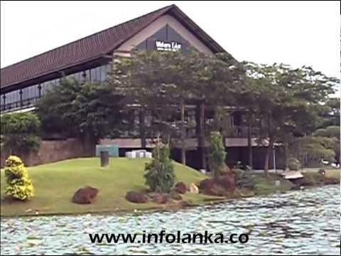Welcome to Waters Edge - Battaramulla, Sri Lanka