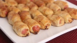 Homemade Pigs in a Blanket - Laura Vitale - Laura in the Kitchen Episode 517