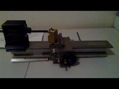 Proxxon pd230e mini torno de precision para metal pd230 e for Mini tornio proxxon