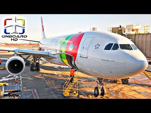 TRIP REPORT | Discover The TAP A330! ツ | Lisboa From Vienna | Airbus A330-200 Air Portugal