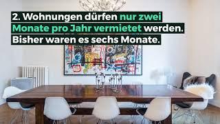 Airbnb: Die Neuen Regeln In Hamburg