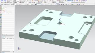 Siemens NX11 - Create Solid Body from Sheet Body