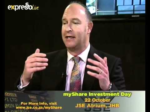 JSE myShare Investment Day on eXpresso