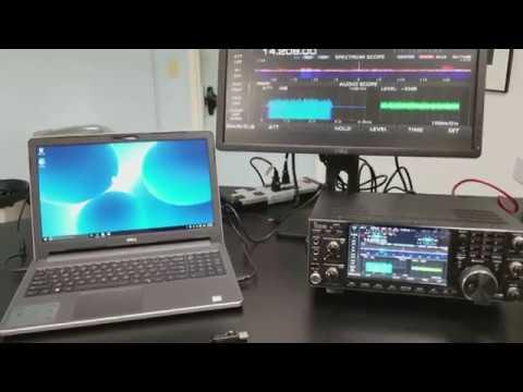 Icom IC-7610 Firmware Update Process   GigaParts com