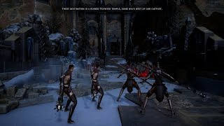 Dragon Age Inquisition (Xbox One) - Multiplayer Gameplay: Tevinter Ruins [1080p HD]