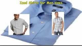 Izod Shirts for Men
