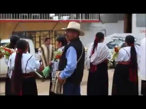 la fiesta patronal de tamazualapan mixes dio inicio..2017