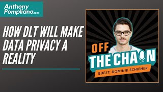 Dominik Schiener, Co-Founder of IOTA: How DLT Will Make Data Privacy a Reality