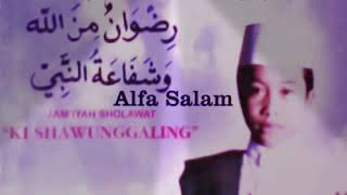 Download Video Sholawat Rebana Ki Sawunggaling - Alfa Salam Full Album MP3 3GP MP4