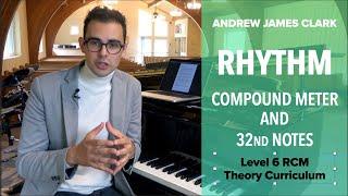 Rhythm: Music Theory RCM Level 6 (1/3)