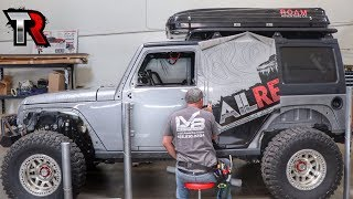 A Complete Transformation – We Vinyl Wrap My Jeep Wrangler