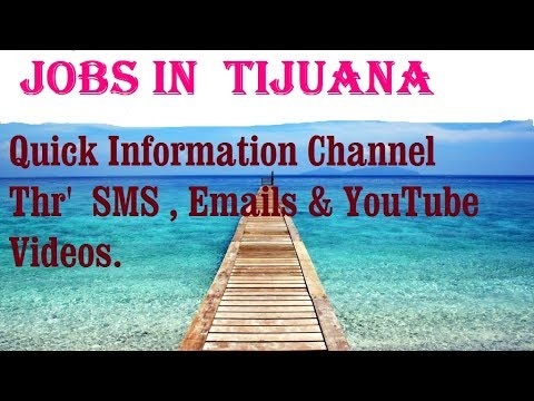 Jobs in  TIJUANA     for freshers & graduates. industries, companies.  MEXICO