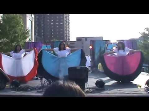 Belize Dance Festival Latino 2014