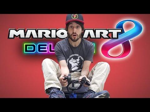 YOU'RE UNDER ARREST • Mario Kart 8 Deluxe Switch Gameplay