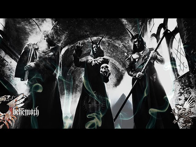 BEHEMOTH - Blow Your Trumpets