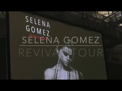 Revival World Tour - Selena Gomez - Sacramento, CA