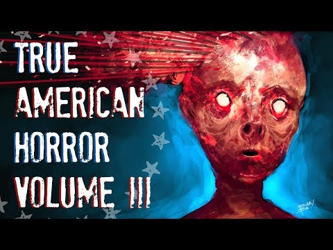 5 Scary True USA Horror Stories [Florida, Connecticut, Iowa, New Hampshire, Wyoming] Vol.3