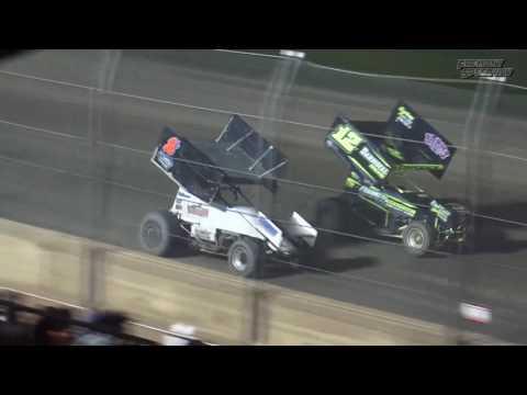 Fremont Speedway 305 Feature - 7/29/2017