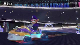 Mario Kart 8 - The Shoe's on the Purple Foot