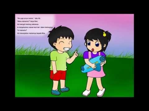 Video Cerita Bergambar Pengembangan Karakter Anak
