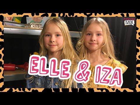 Random Mix med Elle och Iza