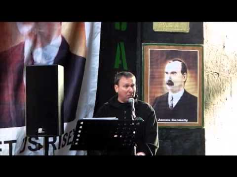 James Connolly Society's Republic Day Scotland