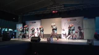 REBOOT dance 2017 winners - TCS Bangalore