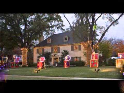 simple diy christmas outdoor decorating ideas - Diy Lighted Outdoor Christmas Decorations