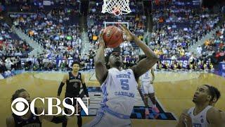 Sweet 16 of the 2019 NCAA Men's Basketball Tournament begins Thursday