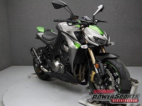 cheap for discount 826b7 74047 2014 KAWASAKI ZR1000 Z1000 W/ABS - National Powersports Distributors