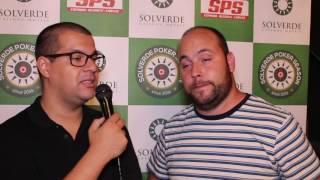 Eugénio Bastos Lidera Dia 2 da Etapa #10 Solverde Poker Season 2016