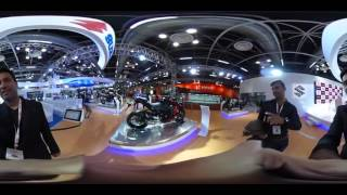 Suzuki Stall | Walk Around : 360 Degrees | PowerDrift