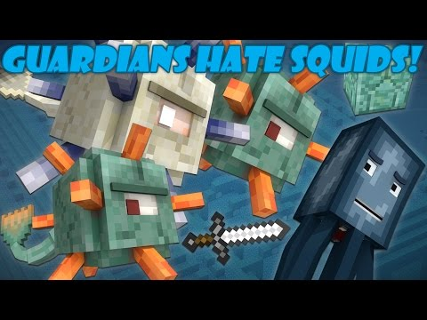 Why Guardians Hate Squids - Minecraft from YouTube · Duration:  8 minutes 8 seconds