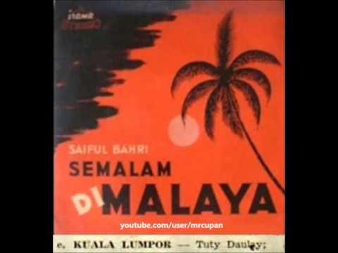 Tuty Daulay - Kuala Lumpor  (1961)