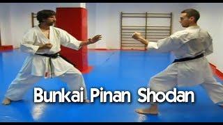 Bunkai Kumite Pinan Shodan (Shito-Ryu)