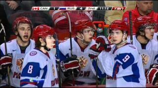 Semi-Final WJC 2012 Канада 5:6 Россия (Canada 5:6 Russia)(Полуфинал Молодежного чемпионата мира по хоккею 2012 . Канада 5:6 Россия., 2012-01-05T20:22:11.000Z)