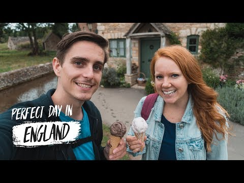 The PERFECT DAY IN ENGLAND! Exploring the Cotswolds + BEAUTIFUL Historic Home Tour 😍