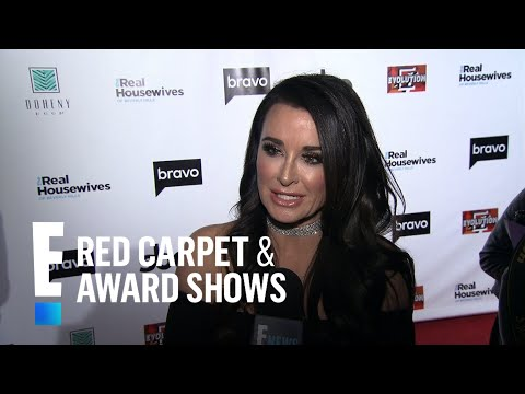 """Kyle Richards Says It's """"Strange"""" Doing """"RHOBH"""" Without Kim 