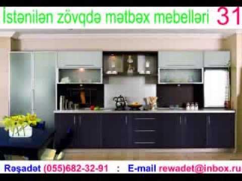 Metbex mebelleri 2014 - YouTube
