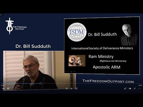 The Full Freedom He Purchased - Deliverance with Bill Sudduth.   The Flight Deck 3-1-2018